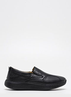 F By Fabrika Erkek Siyah Ayakkabı NIKOLOS
